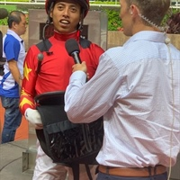 NEW STABLE APPRENTICE YUSOFF WINS