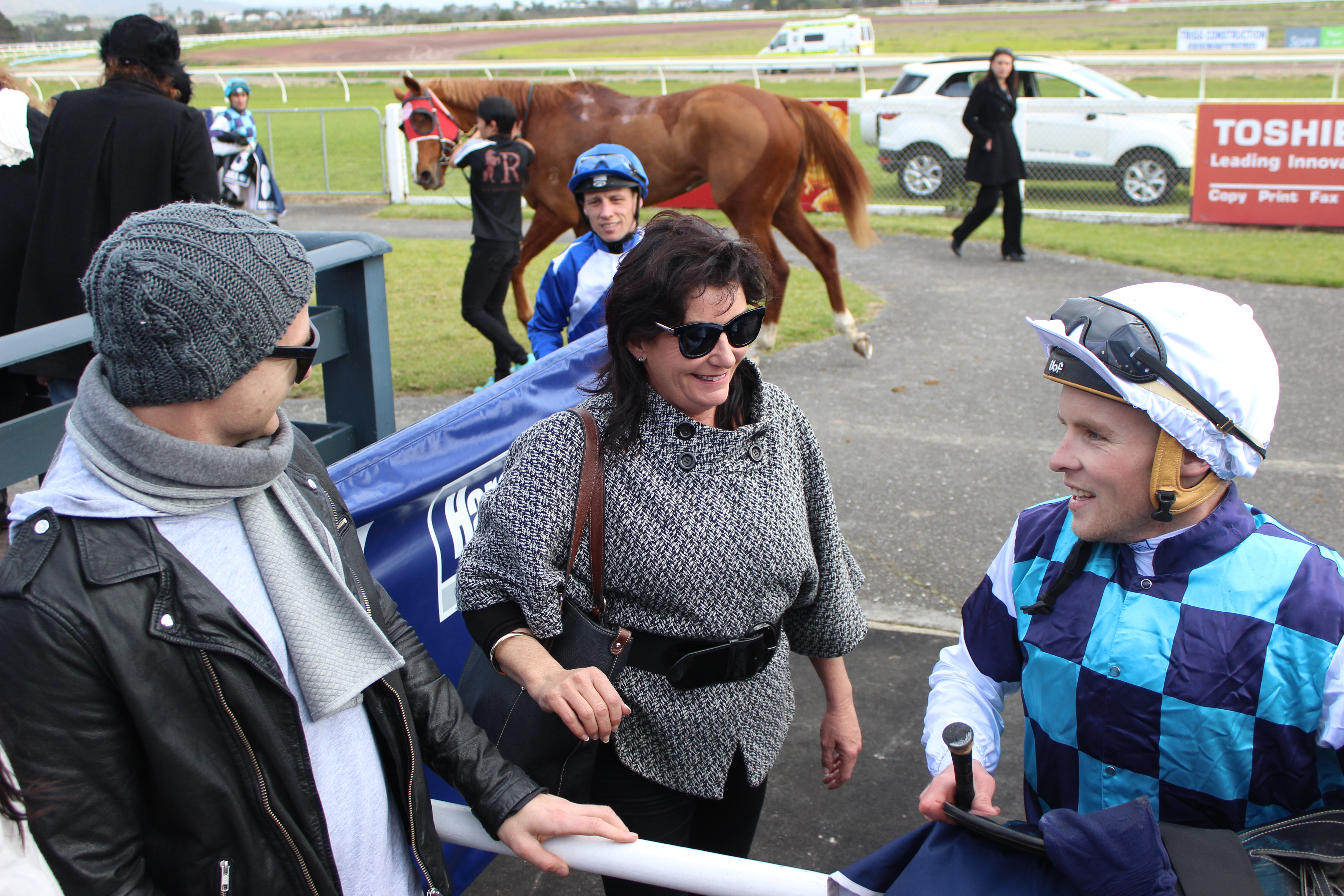 WINNERS GALORE - LOGAN RACING HAVE 15 STARTERS AT RUAKAKA ON SATURDAY 29TH AUGUST AND 1 IN AUSTRALIA
