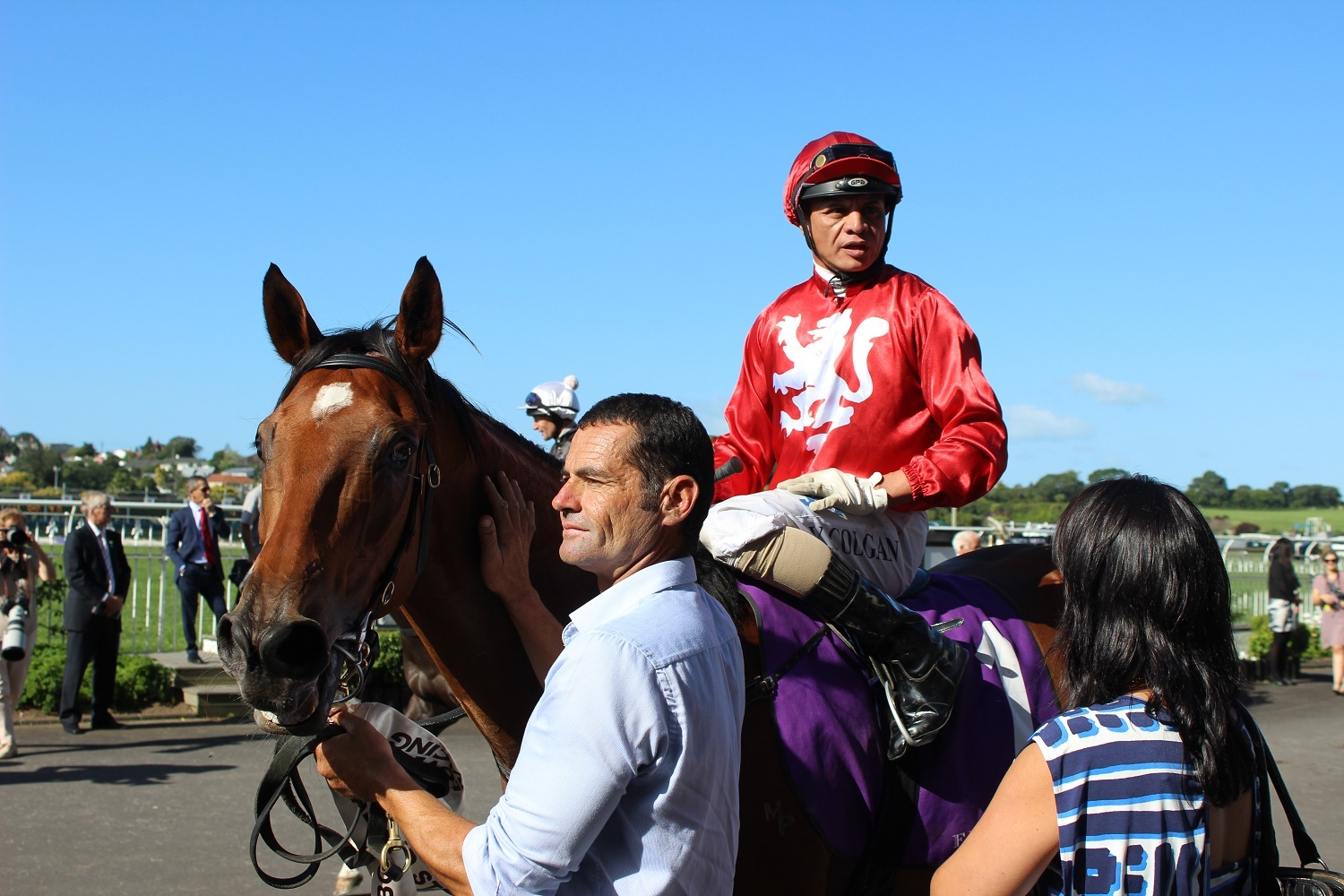VOLKSTOK'N'BARREL AIMED AT 5TH GROUP 1 WIN AND TAVIDREAM HAS HIS FIRST HONG KONG START ON SUNDAY OCTOBER 22ND